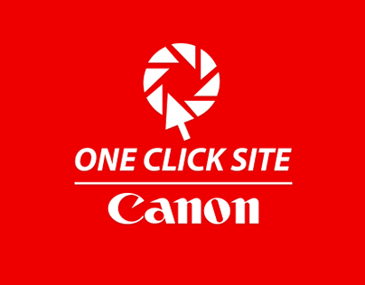 Canon ONE CLICK SITE