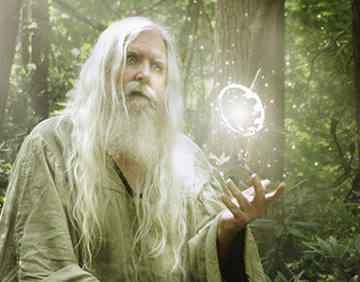 The Wizard Holds the Keys + Short Story
