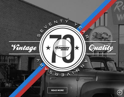 Ramsey Winch website