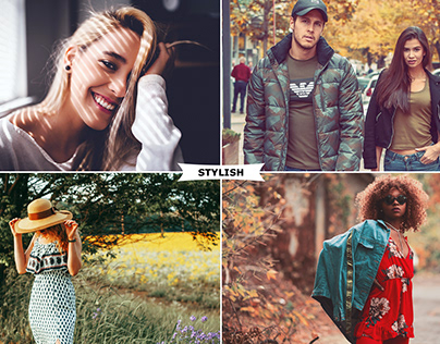 Stylish Photoshop Actions Download