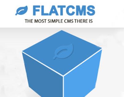 FLATCMS