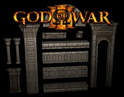 God of War 3 (2010) Creating Efficient Environment Art