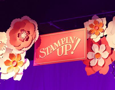 Stampin' Up! Stage Design