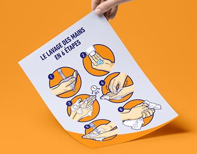 Microsept Poster Illustration