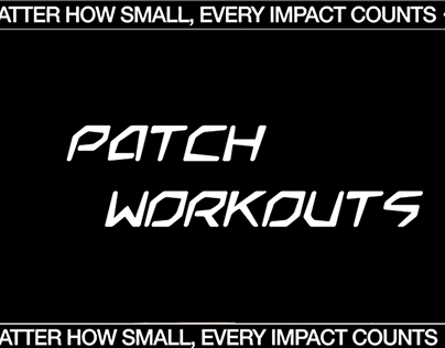 Nike - Patch Workouts