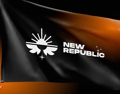 NEW REPUBLIC | DESAFIO SIDV @marcelokimuradesign