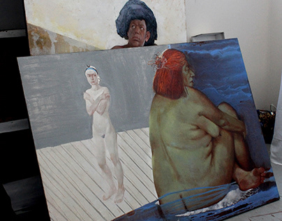 Academy Painting/Drawing Studies