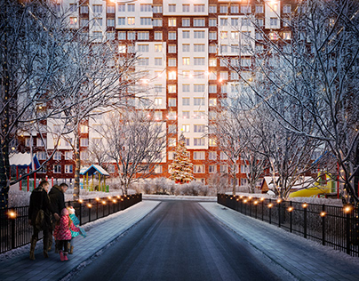 "Residential complex ""Rumyantsevo"""