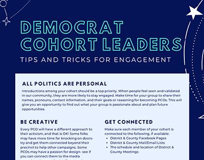 Designing for Neurodiversity: Democrat Cohort Guide