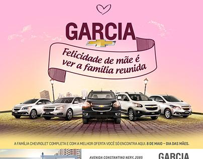 Dia das Mães - Garcia Veículos