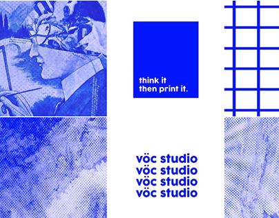 vöc studio identity