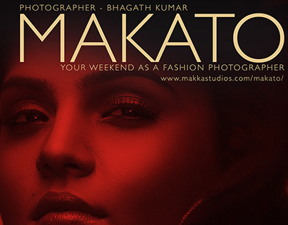 MAKATO photography workshop - Social media campaign