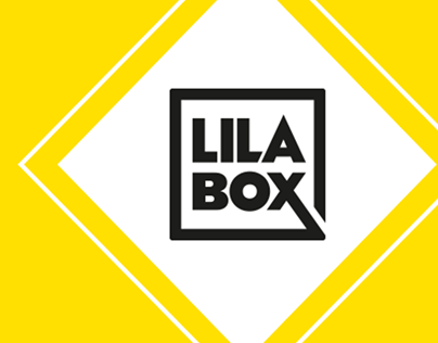 Lilabox - Logotype / Motion Design