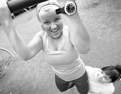 Personal Trainer - Jenni Luukkainen