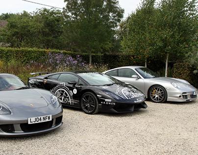 Porsche vs Lamborghini II