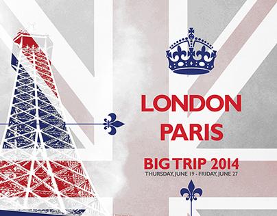 London Paris Trip Travel Magazine
