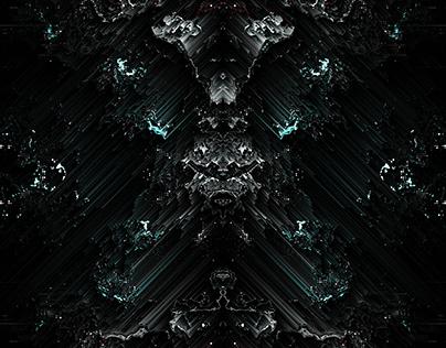 The Warp Tunnel To The Last Dimension -Portrait Version