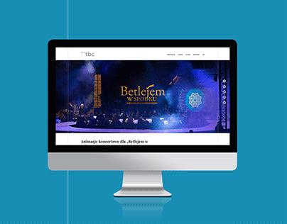 WEB DESIGN | TBC Project