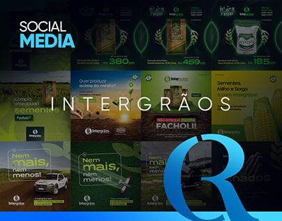 Social Media   Intergrãos #1