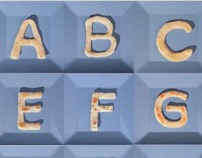 Pancake Alphabet