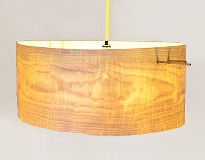 kitchens lamp - birch