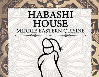 Habashi House Menu