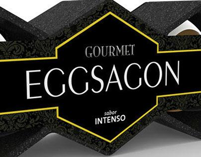 Eggsagon (Gallina Blanca) Packaging