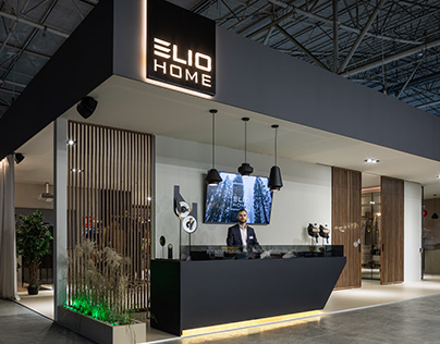 Stand ELIO HOME at Kiff 2021