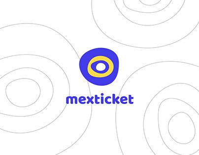 Logo for Mexticket