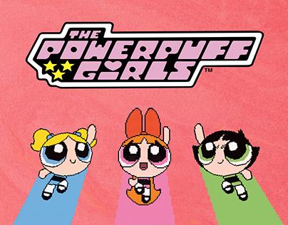 Meninas Superpoderosas - Pixels