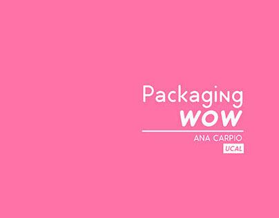 Packaging WOW - Finalista