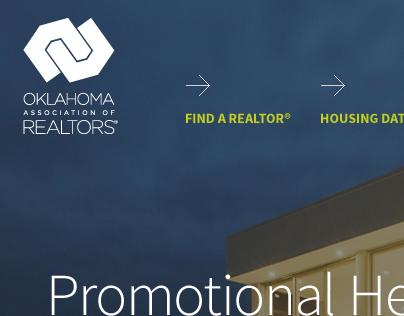 Oklahoma Association of Realtors website