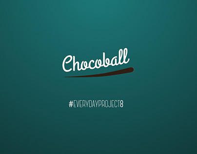 EVERYDAYPROJECT8 - Chocoball