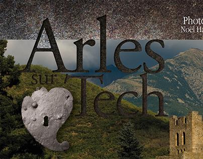 Livre Arles sur Tech - Photos Noël Hautetemanière