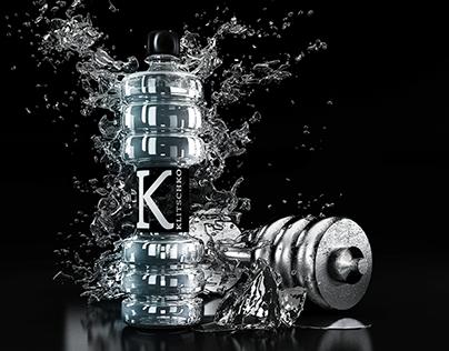 Klitschko Water Bottle