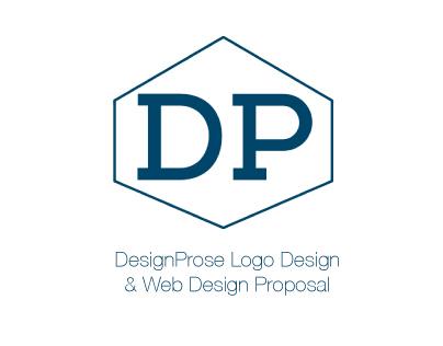 DesignProse Logo Design & Web Design Proposal