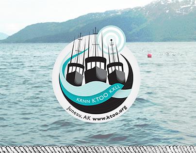 KTOO Pledge Drive Logo