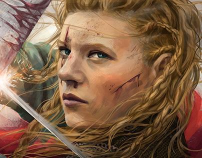 Fan Art: Vikings, Game of Thrones, X-Men