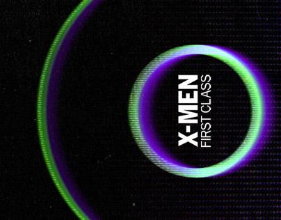 X-MEN : FIRST CLASS