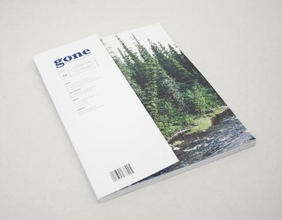 Gone Magazine // Patagonia