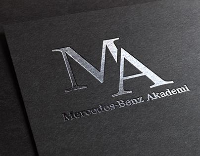 Mercedes-Benz Akademi Logo Design