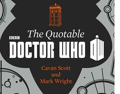 'Wit, Wisdom and Timey Wimey Stuff' - BBC Books