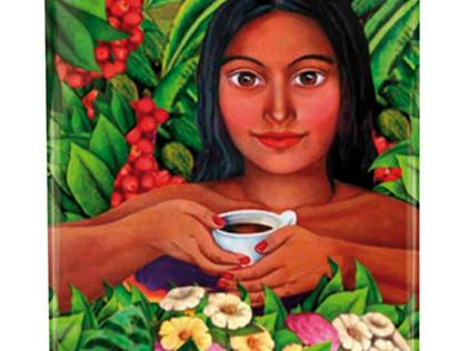Rediseño café Tierra Madre de Oxfam Intermon