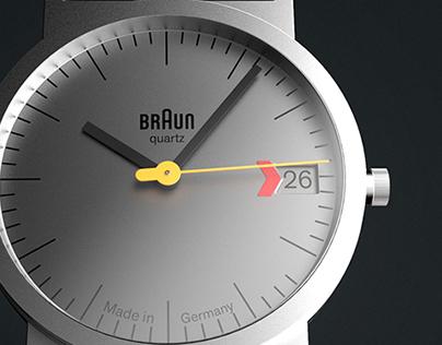 Braun AW20