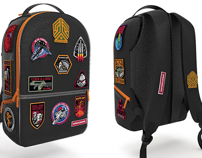 Sprayground BTS 2014 Collection (S.H. Patches)