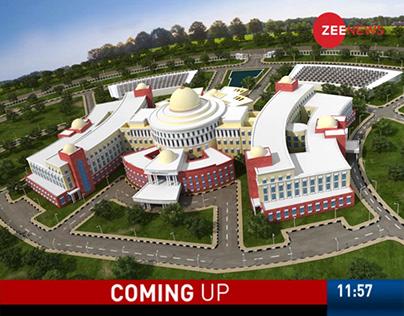 Jharkhand Assembly Walkthrough