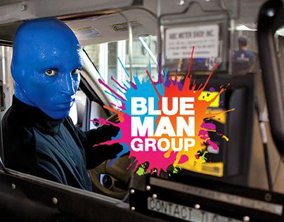 Blue Man Productions
