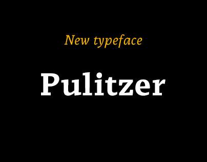 Pulitzer Typeface
