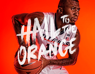 2017-18 Fighting Illini Men's Basketball Creative