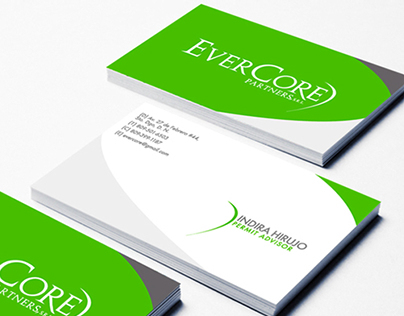Evercore Partners :: Brand Identity